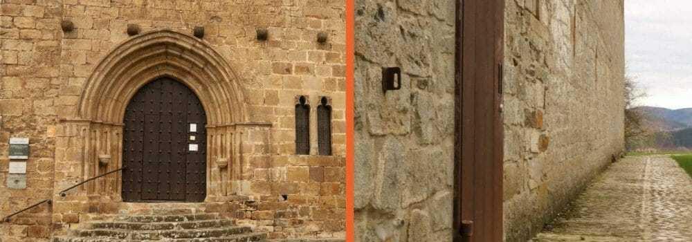 Obra ermita Antigua Zumarraga Antio Contrucciones